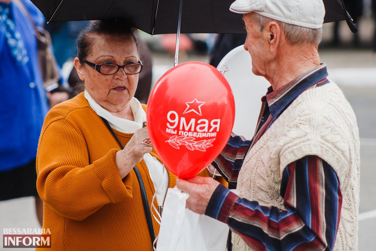 IMG_1133 Священная дата: в Измаиле с размахом отметили 72-ю годовщину Победы над нацизмом