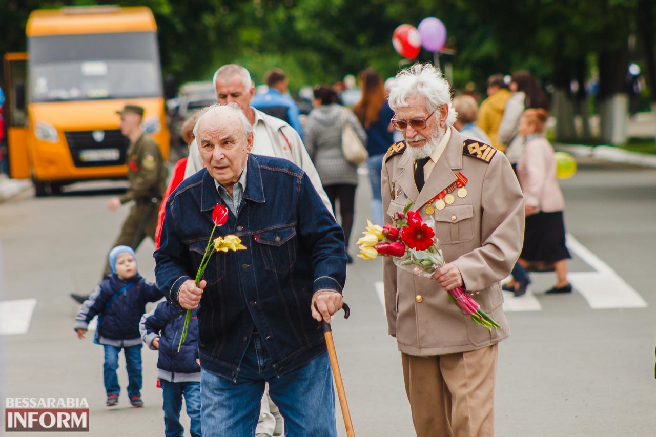 IMG_1161 Священная дата: в Измаиле с размахом отметили 72-ю годовщину Победы над нацизмом