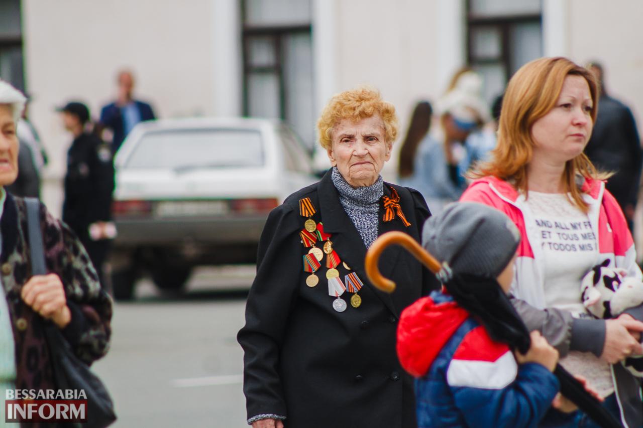 IMG_1169 Священная дата: в Измаиле с размахом отметили 72-ю годовщину Победы над нацизмом