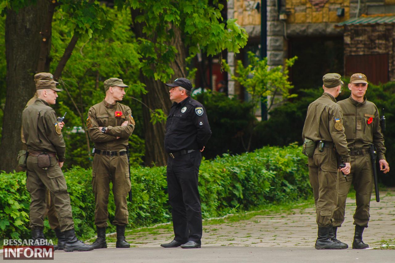 IMG_1186 Священная дата: в Измаиле с размахом отметили 72-ю годовщину Победы над нацизмом
