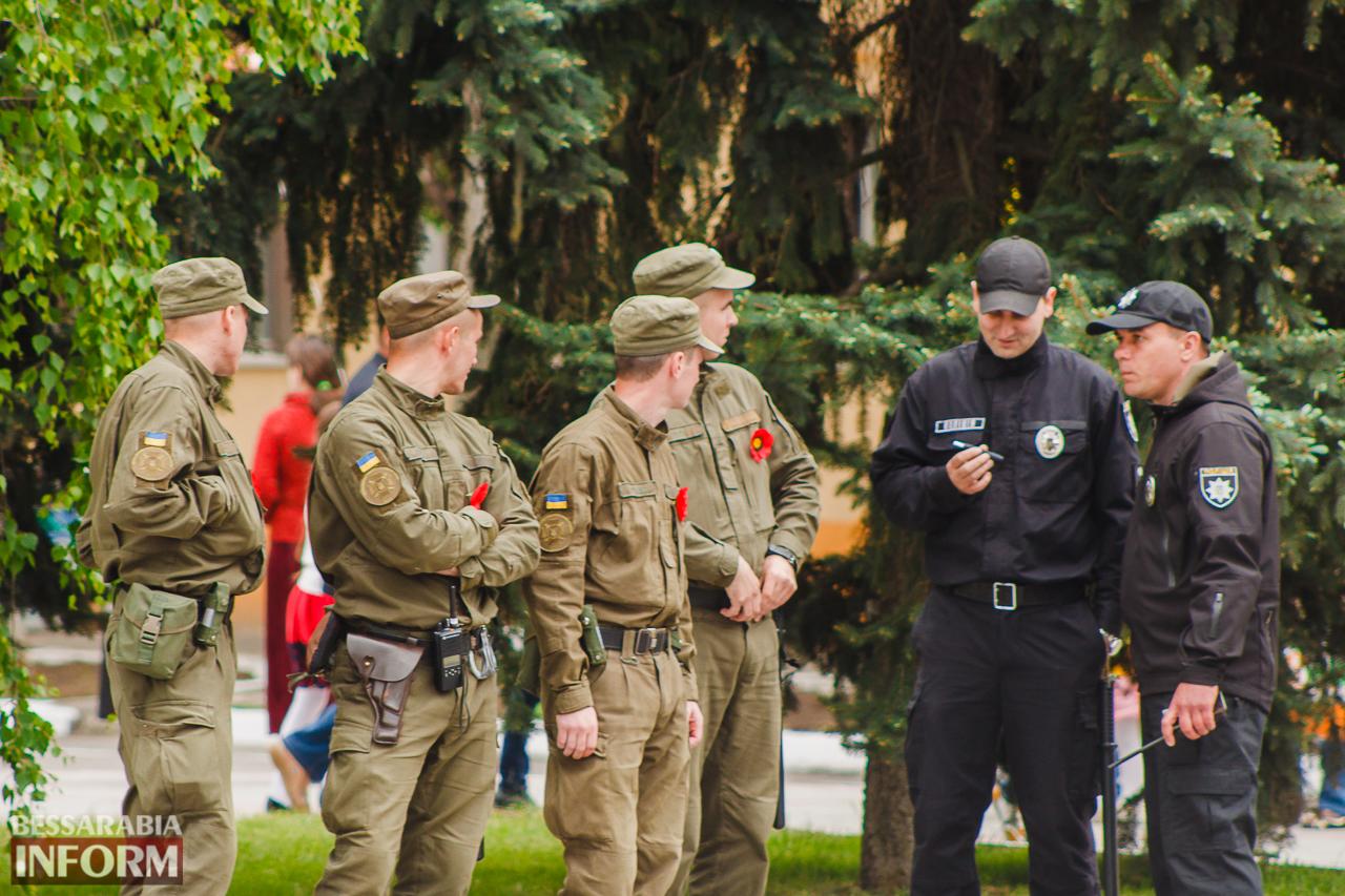 IMG_1189 Священная дата: в Измаиле с размахом отметили 72-ю годовщину Победы над нацизмом