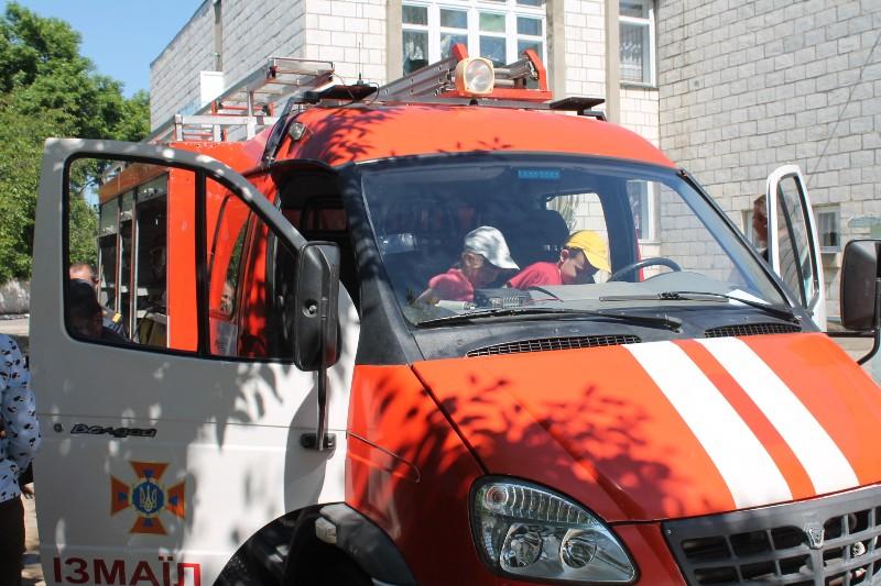 """IMG_4978 Пожар понарошку: в Измаиле в детском саду """"Колокольчик"""" прошла учебная тренировка по эвакуации в случае ЧС"""