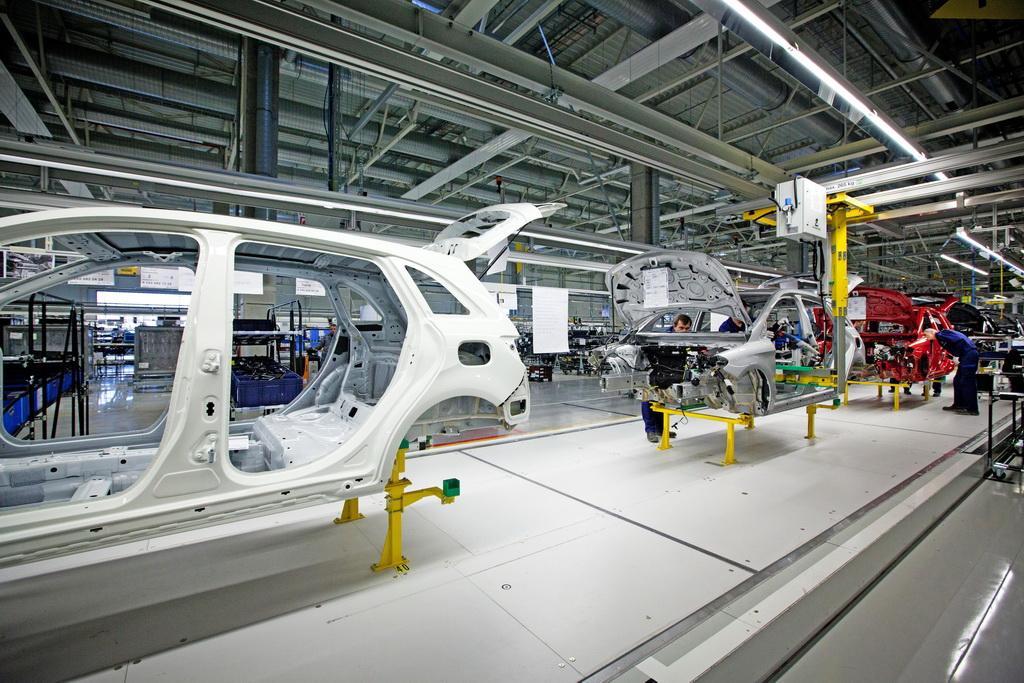 Mercedes-Benz-Kecskemet-Plant-3 Здесь рождаются звезды: репортаж с завода Mercedes-Benz