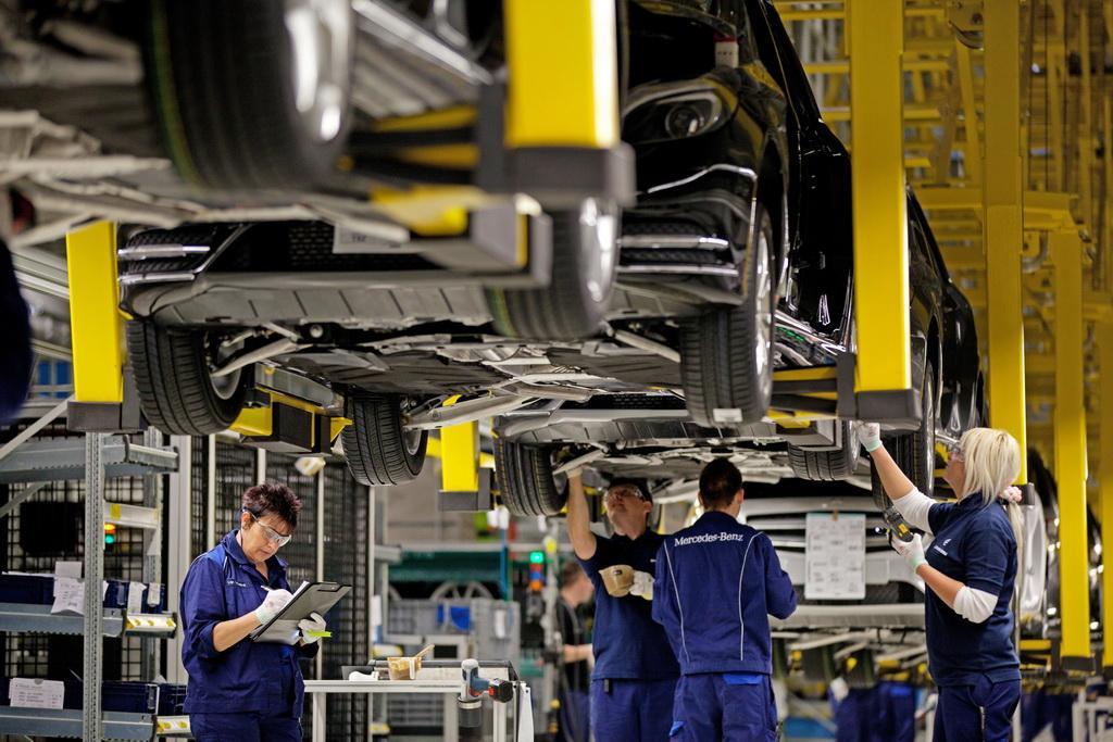 Mercedes-Benz-Kecskemet-Plant-5 Здесь рождаются звезды: репортаж с завода Mercedes-Benz