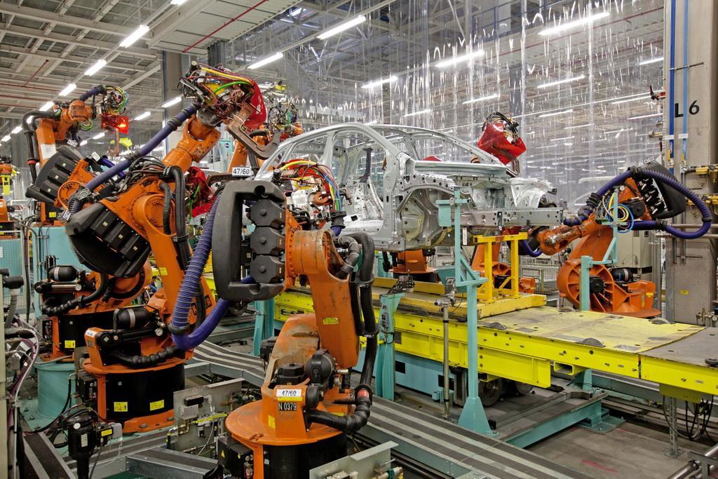 Mercedes-Benz-Kecskemet-Plant-9 Здесь рождаются звезды: репортаж с завода Mercedes-Benz