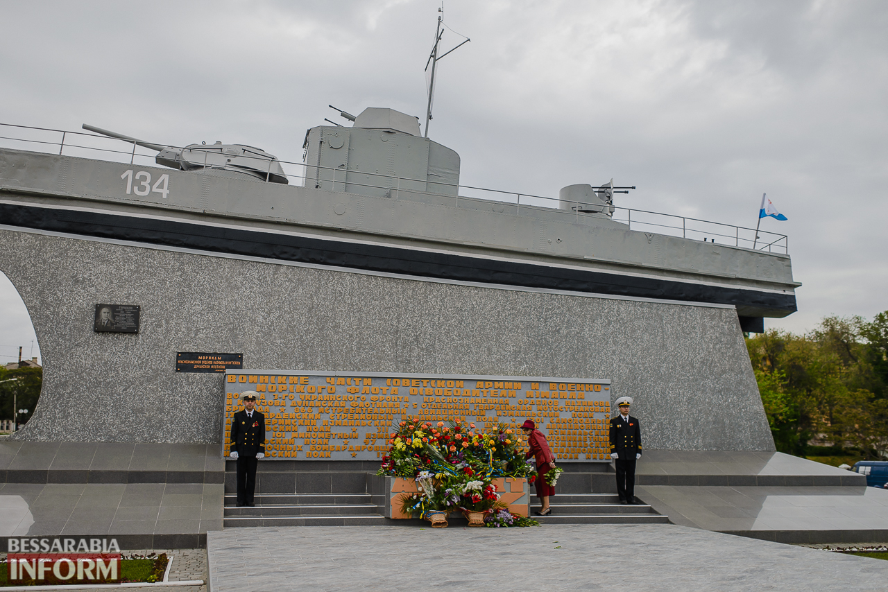 SME_2961 Священная дата: в Измаиле с размахом отметили 72-ю годовщину Победы над нацизмом