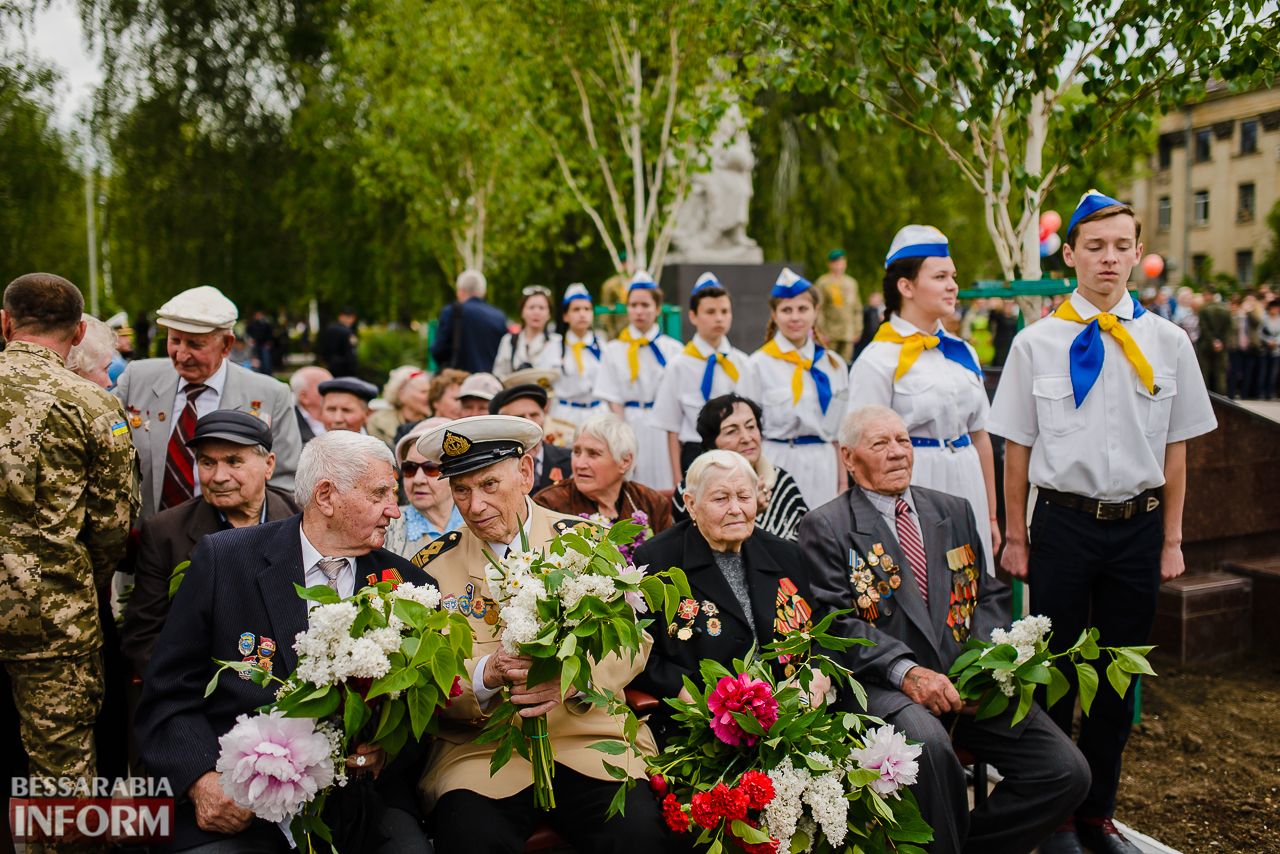 SME_3203 Священная дата: в Измаиле с размахом отметили 72-ю годовщину Победы над нацизмом
