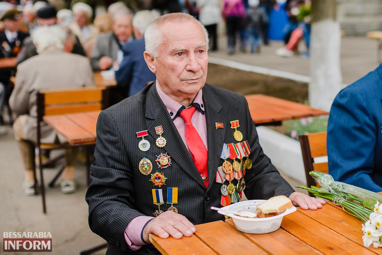 Священная дата: в Измаиле с размахом отметили 72-ю годовщину Победы над нацизмом