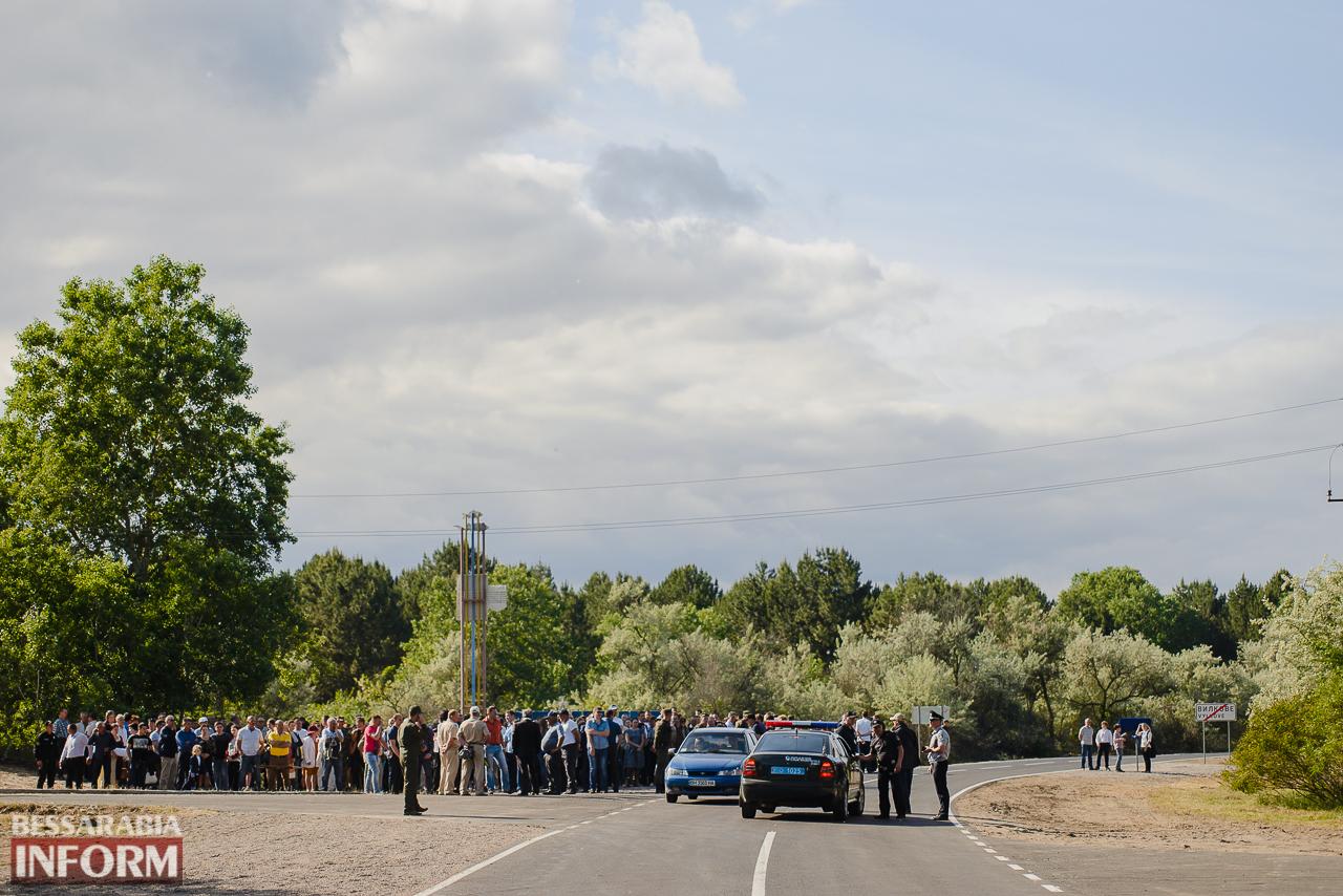 SME_7161 В Килийском р-не поставлена жирная точка в важном инфраструктурном проекте - открыта дорога Спасское-Вилково