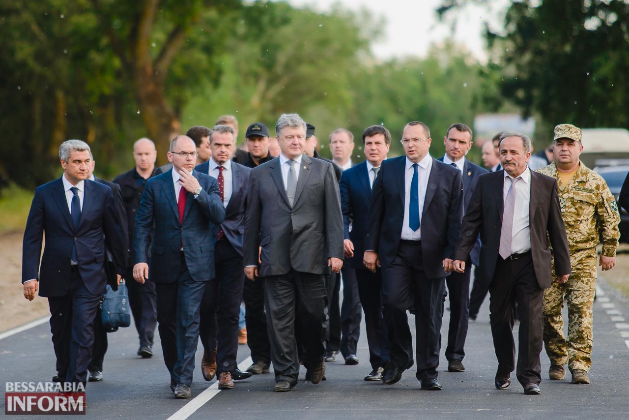 SME_7355 В Килийском р-не поставлена жирная точка в важном инфраструктурном проекте - открыта дорога Спасское-Вилково