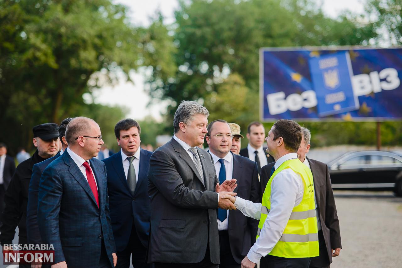 SME_7365 В Килийском р-не поставлена жирная точка в важном инфраструктурном проекте - открыта дорога Спасское-Вилково