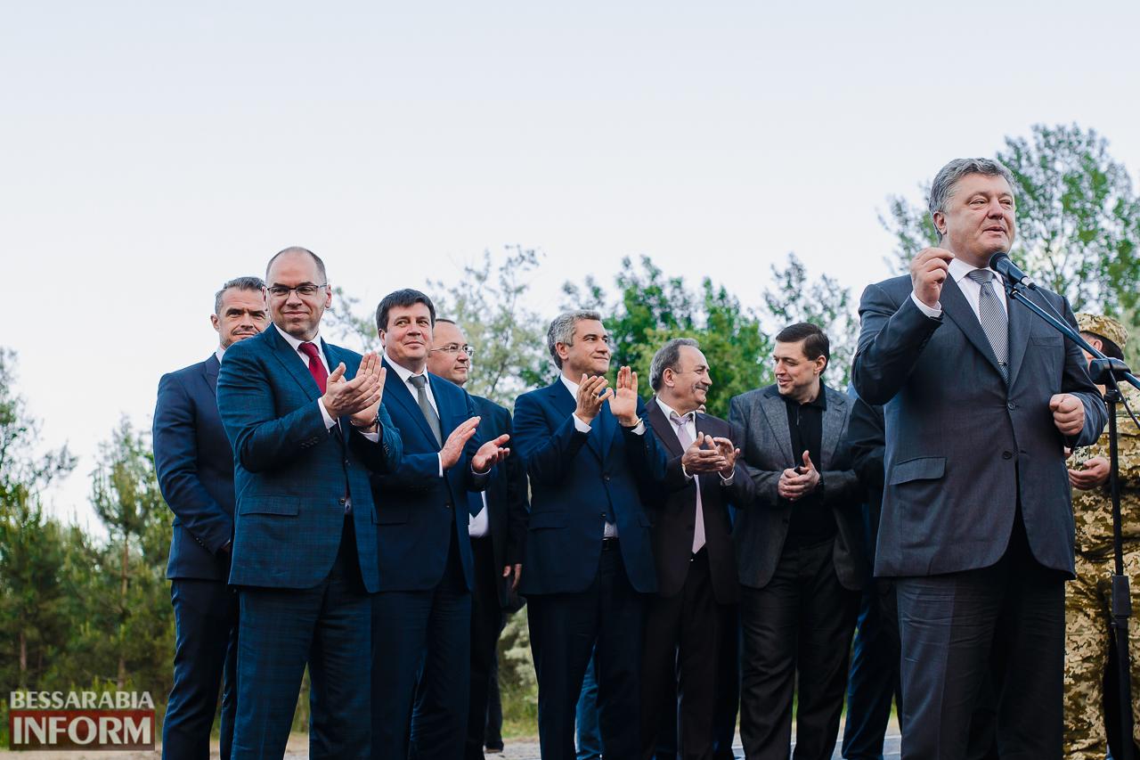 SME_7503 В Килийском р-не поставлена жирная точка в важном инфраструктурном проекте - открыта дорога Спасское-Вилково