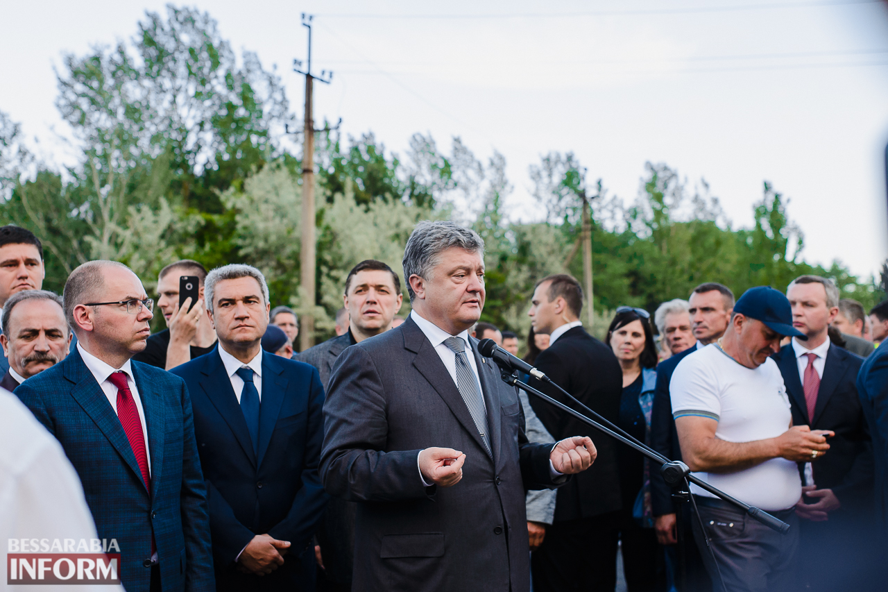 SME_7575 В Килийском р-не поставлена жирная точка в важном инфраструктурном проекте - открыта дорога Спасское-Вилково