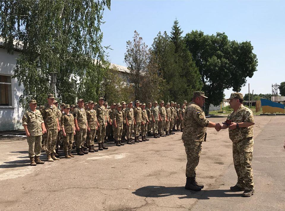 19399476_778795572288781_6930471728480224301_n Министр обороны Украины Степан Полоторак посетил Болград и Арциз