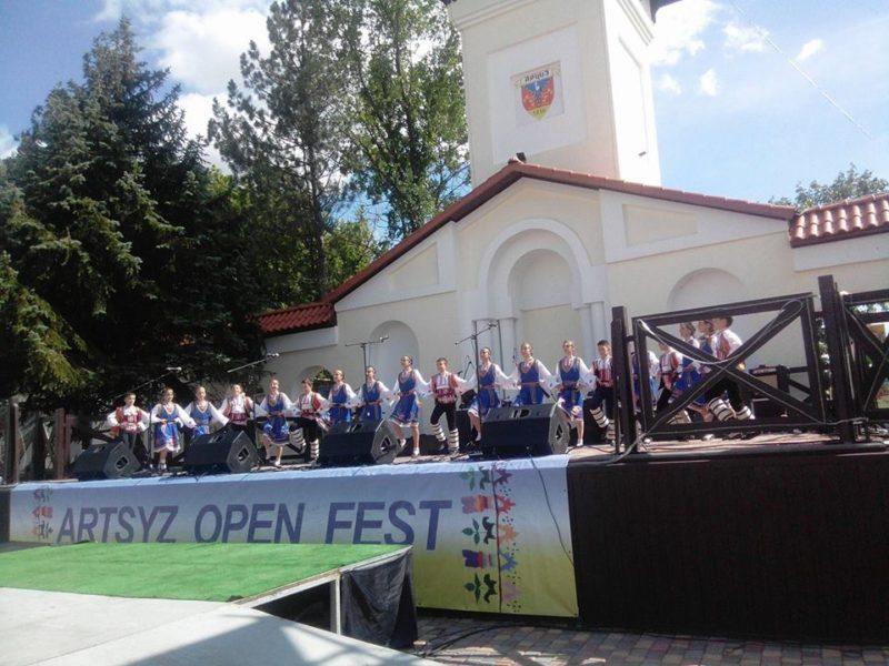 В Арцизе прошел колоритный этнофестиваль «Artsyz Open Fest», по завершении которого стартовали гонщики мини-ралли «Кубок Лиманов»
