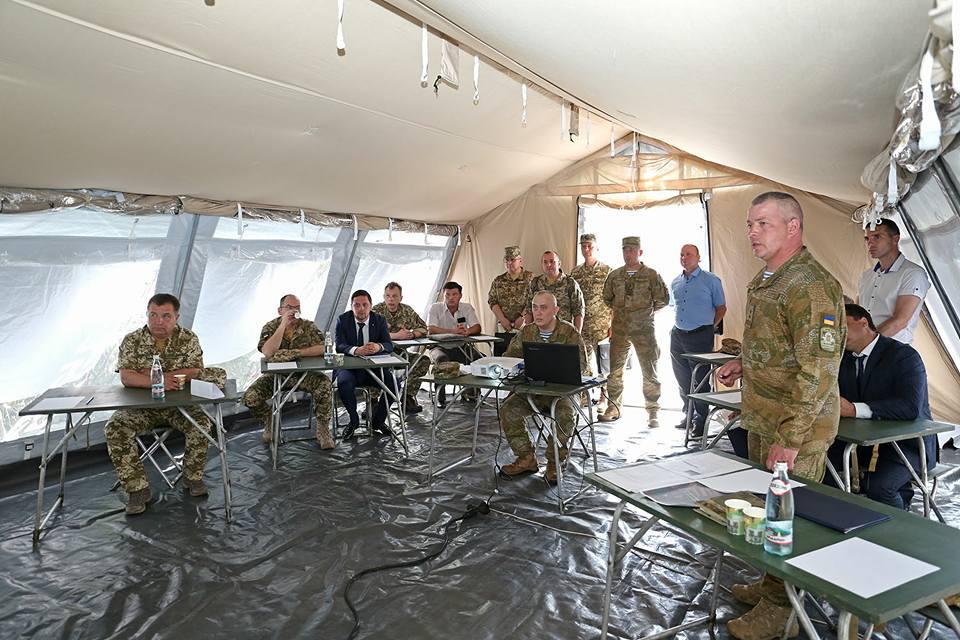 19429889_778772328957772_4573265644164796365_n Министр обороны Украины Степан Полоторак посетил Болград и Арциз