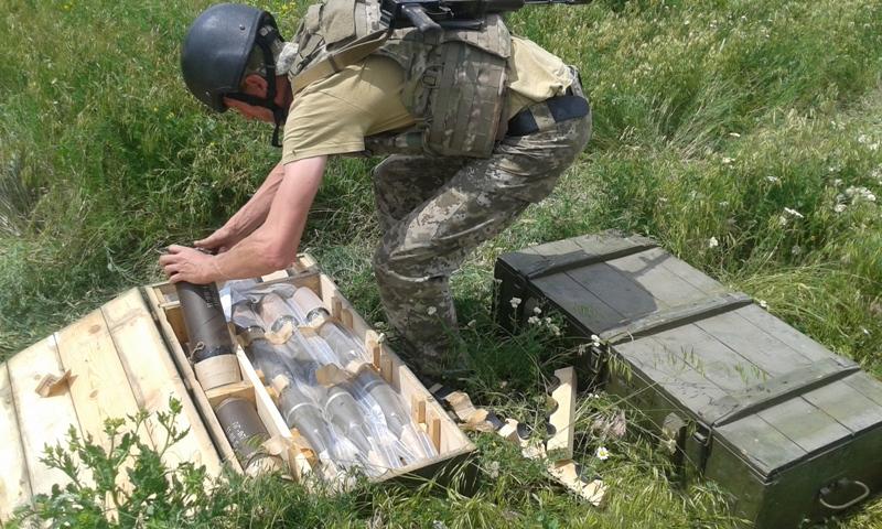20170613_131325 Пограничные спецназовцы из Измаила провели повторные учения на полигоне «Широкий Лан»