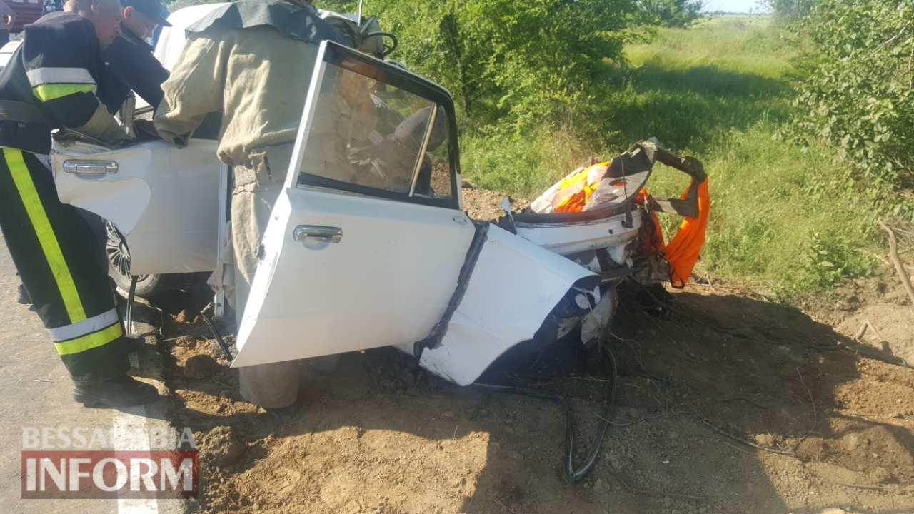 В смертельном ДТП на дороге Спасское-Вилково погибло четыре человека