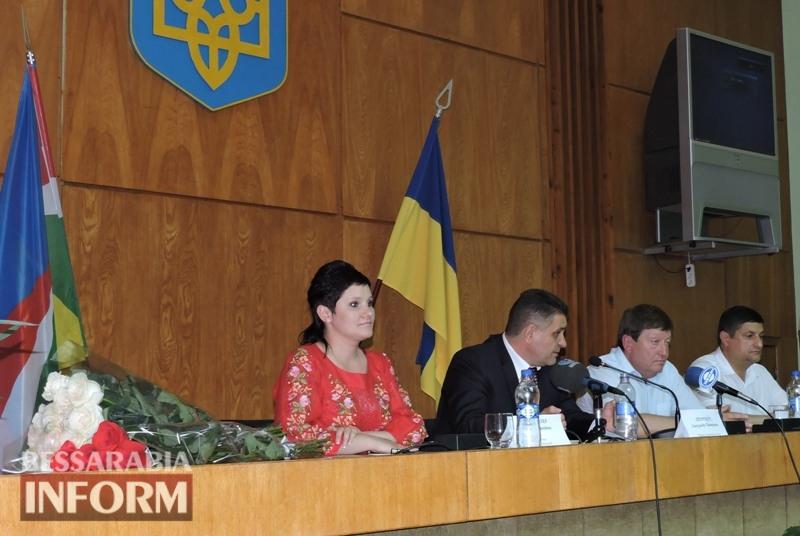 Измаильщина обрела руководителя: сегодня официально представили нового главу РГА