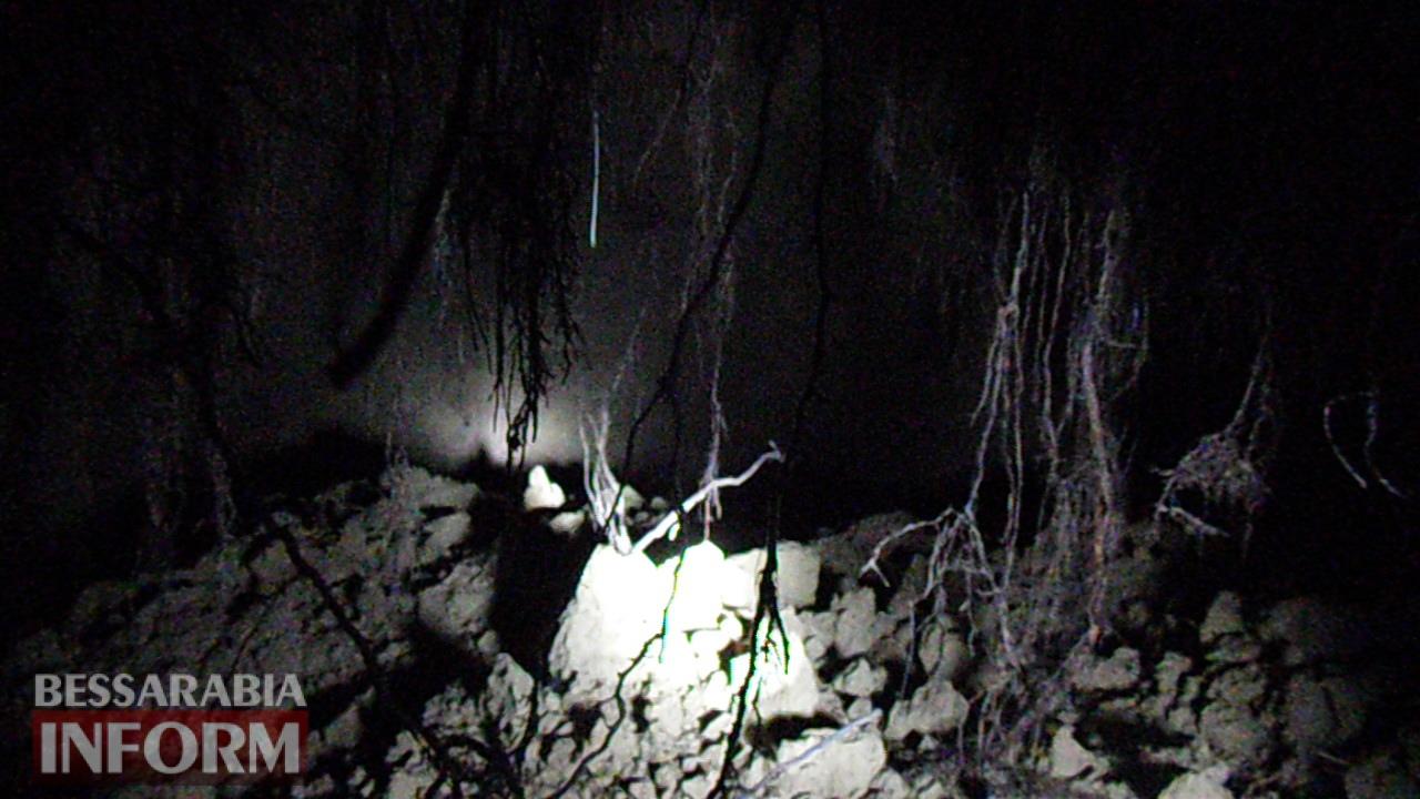 5943aa835bfa2_SAM_0325 Болградский р-н: в результате очередного обвала в селе Кубей были обнаружены новые подземные ходы