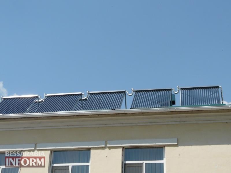 Измаил энергоэффективный: практический пример использования возобновляемых источников энергии