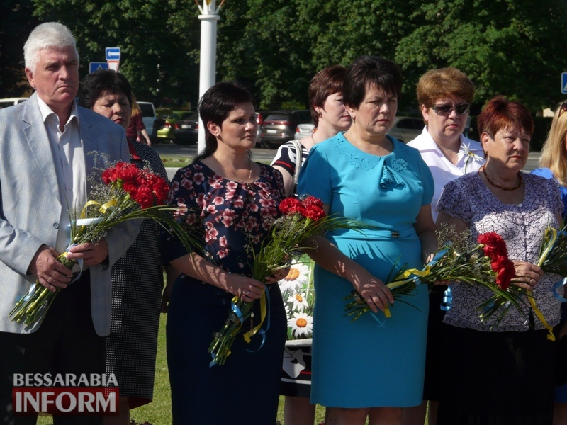 Печальная дата: в Измаиле сегодня почтили память жертв войны