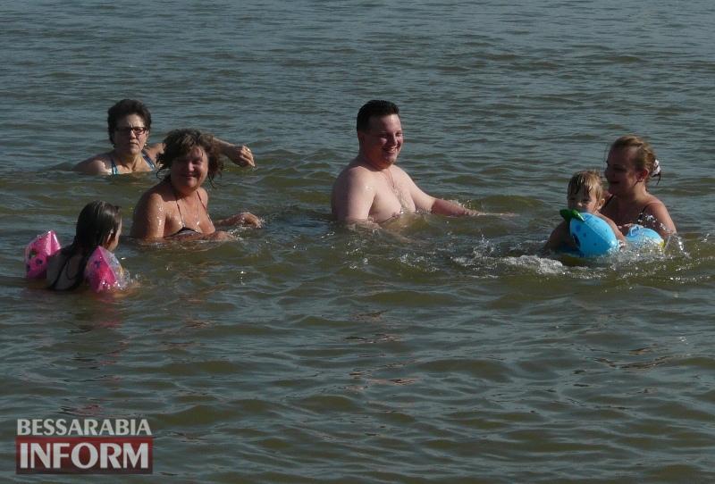 Спасатели говорят: купаться на стихийном пляже в Измаиле нельзя! И точка!