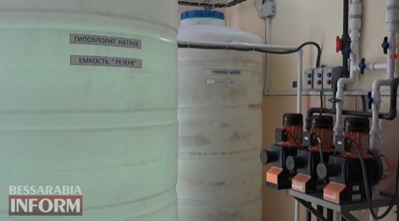 5955435e1d36d_634745753 Беда прошлого года вынудила «дуть на воду»: мэр Измаила показал работу гидролизной станции, обеззараживающей воду
