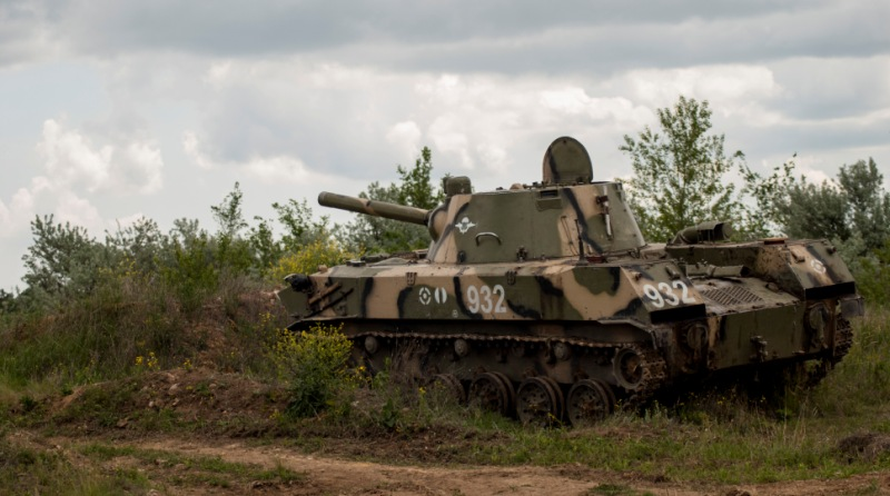 Одесская область: съемки активной фазы детектива «Позывной Бандерас» завершились