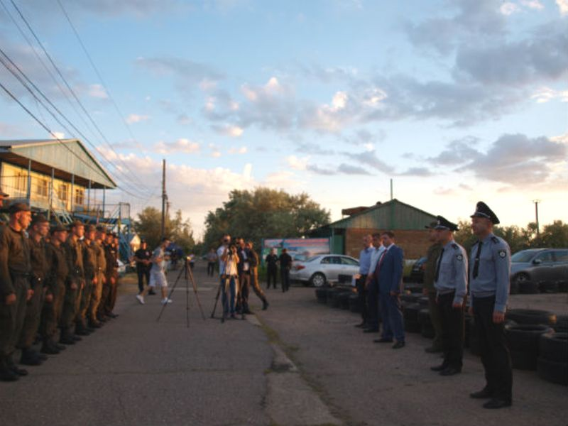PM483image001 Во время курортного сезона Затоку и Сергеевку будут охранять силы Нацгвардии