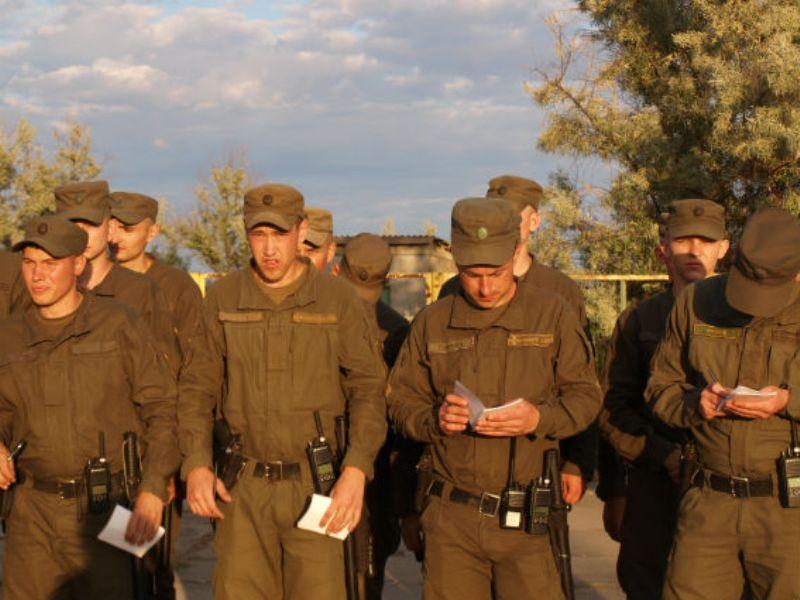 PM915image005 Во время курортного сезона Затоку и Сергеевку будут охранять силы Нацгвардии