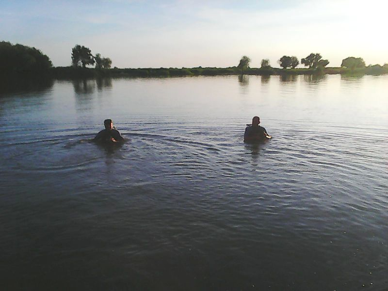 В Маяках в Днестре утонул нетрезвый молодой человек