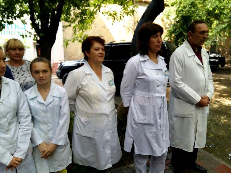 На базе Белгород-Днестровской больницы открылось отделение гемодиализа