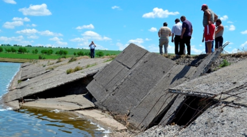 Дамоклов меч над Голицей и Александровкой Болградского района — села могут быть затоплены