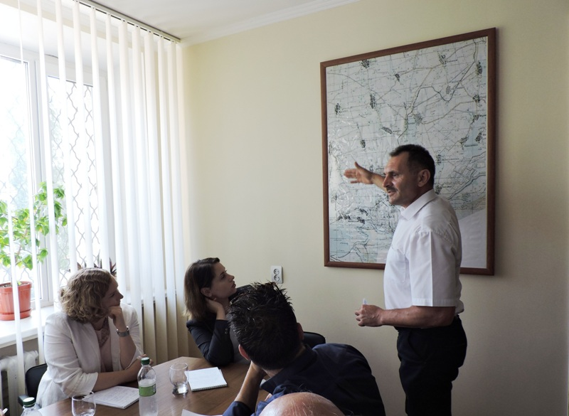 dscn7578 В Измаиле побывали представители ОБСЕ