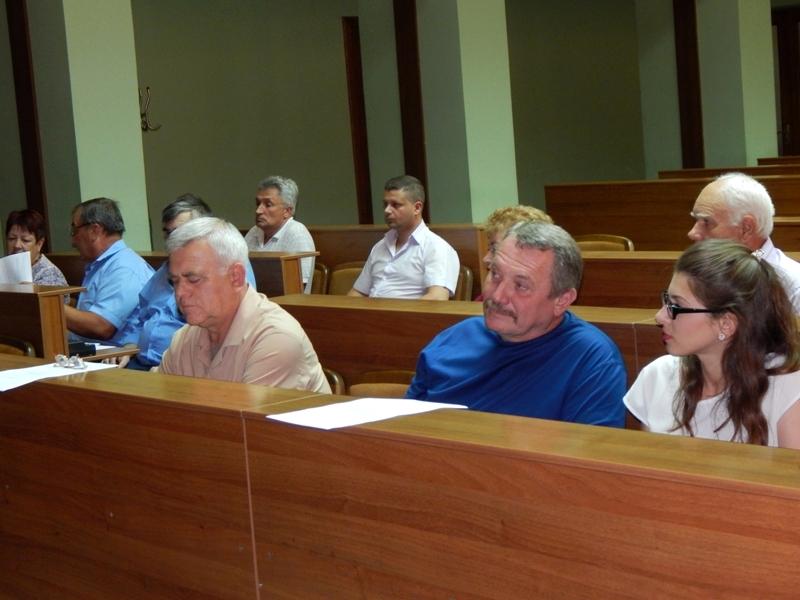 Определен новый состав Общественного совета при Измаильской РГА