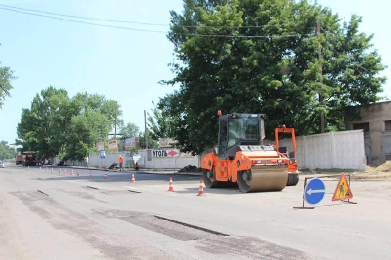В Аккермане стартовал сезон ремонта дорог