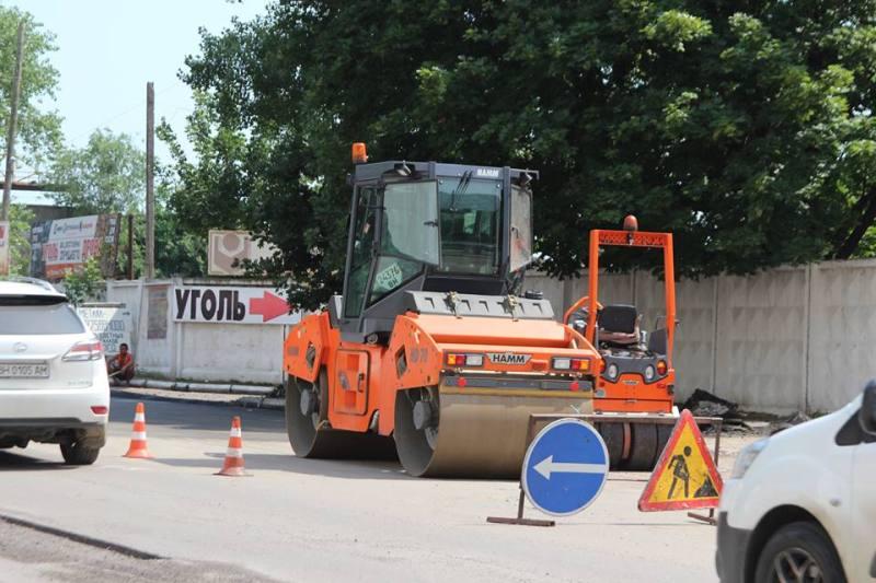 material-1498464513019-name-1498464523940 В Аккермане стартовал сезон ремонта дорог
