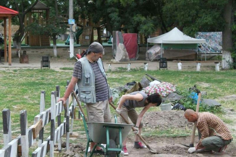 В Аккерманской крепости стартовали археологические раскопки