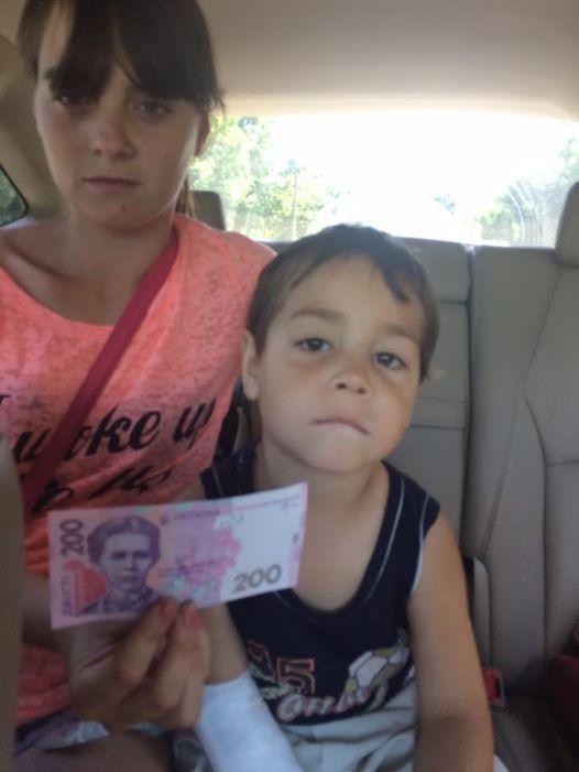 19989697_1613054408764972_4657588233368195701_n В Одессе пропала мама с маленьким ребенком из Арциза
