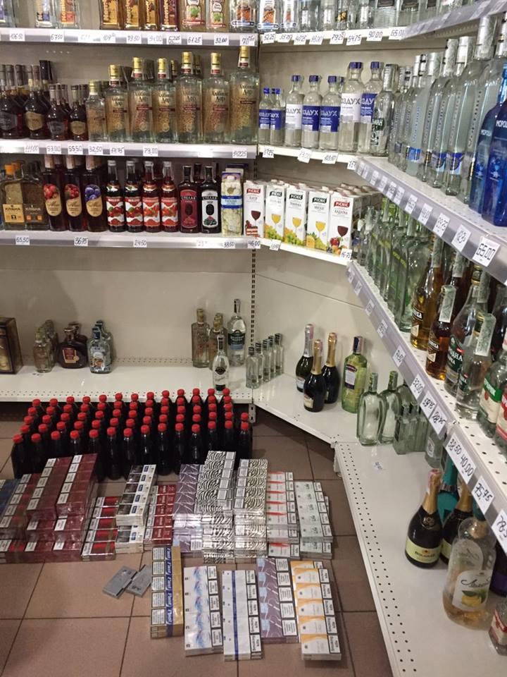 """На Измаильщине демаскировано подпольное производство алкоголя и сигарет, контрафакт переправляли """"Новой почтой"""""""