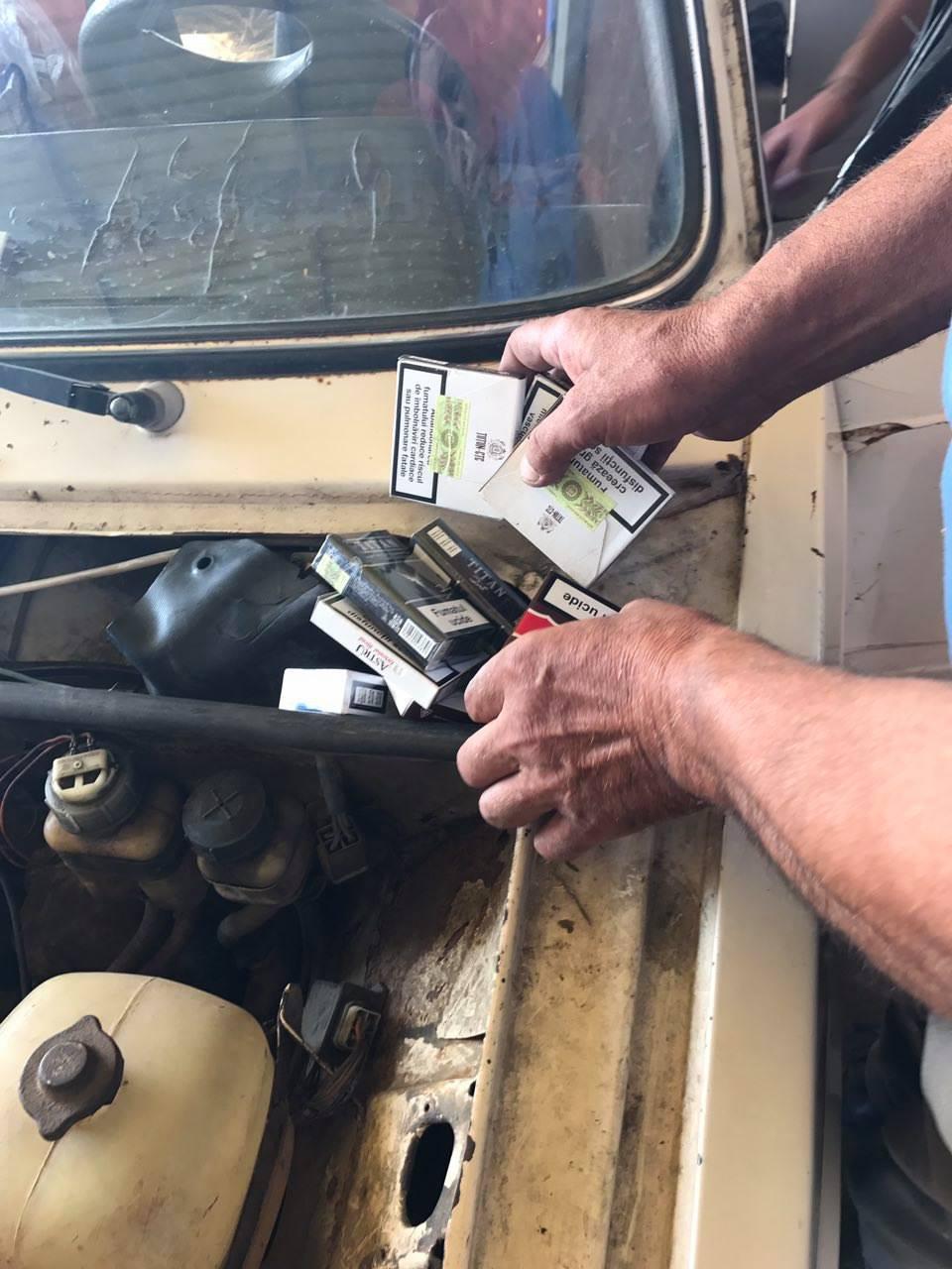 20427368_332601413850569_1359689773_o Не перехитрил: из-за 89 пачек контрабандных сигарет гражданин Молдовы оставил автомобиль