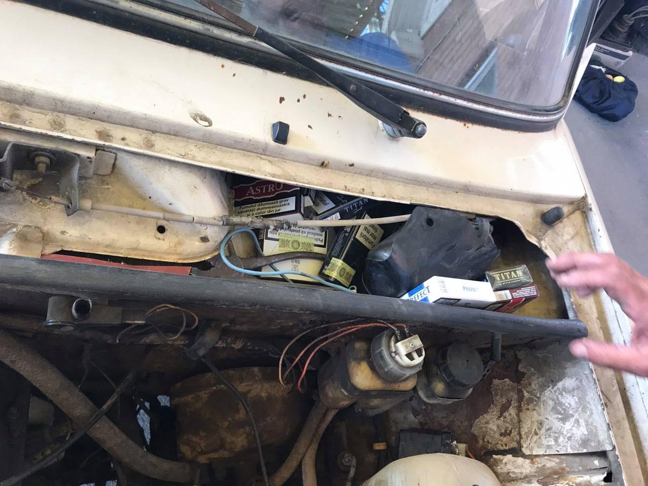20446097_332601417183902_1224410370_o Не перехитрил: из-за 89 пачек контрабандных сигарет гражданин Молдовы оставил автомобиль