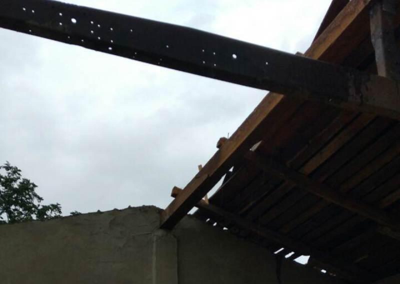 3246346 По Рени и району прокатился ураган, принесший немало хлопот коммунальщикам, местным жителям и фермерам