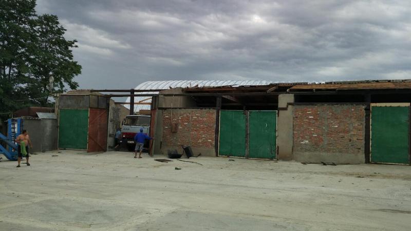 3453 По Рени и району прокатился ураган, принесший немало хлопот коммунальщикам, местным жителям и фермерам