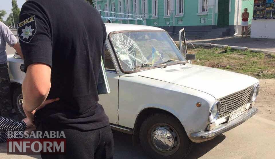 59574dbb81284_234632462346 Утренние ДТП: в Измаиле столкнулись два ВАЗа, а в Килии сбили велосипедистку