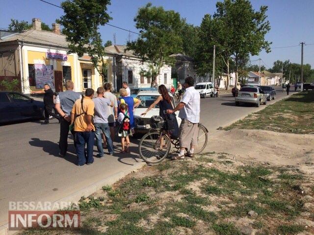 59574dbc075e3_uc4234 Утренние ДТП: в Измаиле столкнулись два ВАЗа, а в Килии сбили велосипедистку