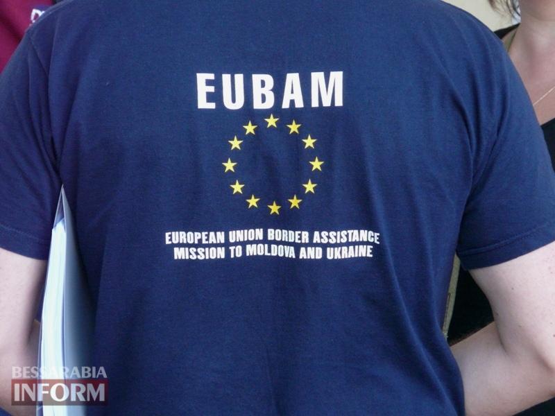 """ЕС вложит больше миллиона евро в модернизацию пункта совместного контроля """"Рени-Джурджулешть"""""""