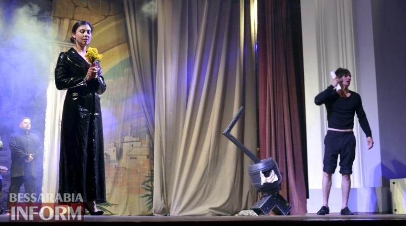 """Аншлаг и разочарование:  показ """"Мастера и Маргариты"""" не в полной мере оправдал ожидания измаильчан"""