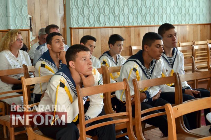 Измаильский военно-морской лицей: последний год лицеисты доучатся в соседстве с Нацгвардией